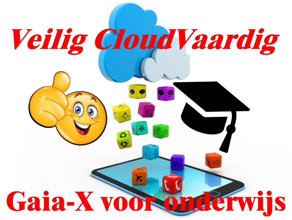 VCV = Gaia-X voor onderwijs